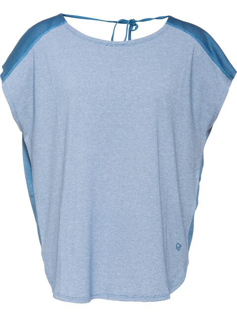 Norrøna /29 Cotton Equaliser T-Shirt Women Denimite